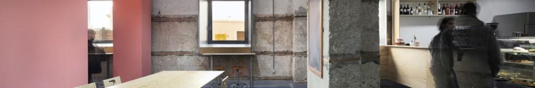 Ortigia | La nuova caffetteria della Scuola di Architettura di Siracusa