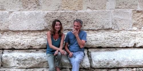François Koltès  – Vivo a Ortigia, nell' isola di Siracusa, la più bella, e sto bene qui.