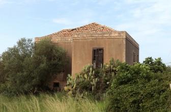 Villa Isola Siracusa primi 900
