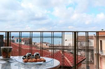 Appartamento Ortigia vista mare